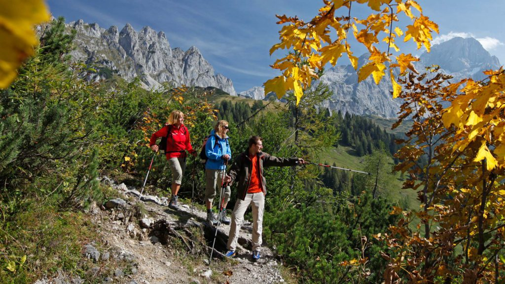 Autumn Hiking Package